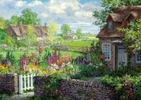 Romantic Countryside Cottage 2 x 500 |Yorkshire Jigsaw Store